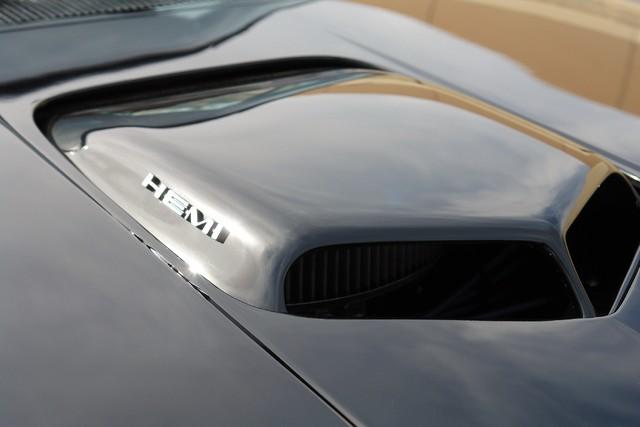 1967 Dodge Charger Chip Foose Overhaulin' SEMA Car hood scoop