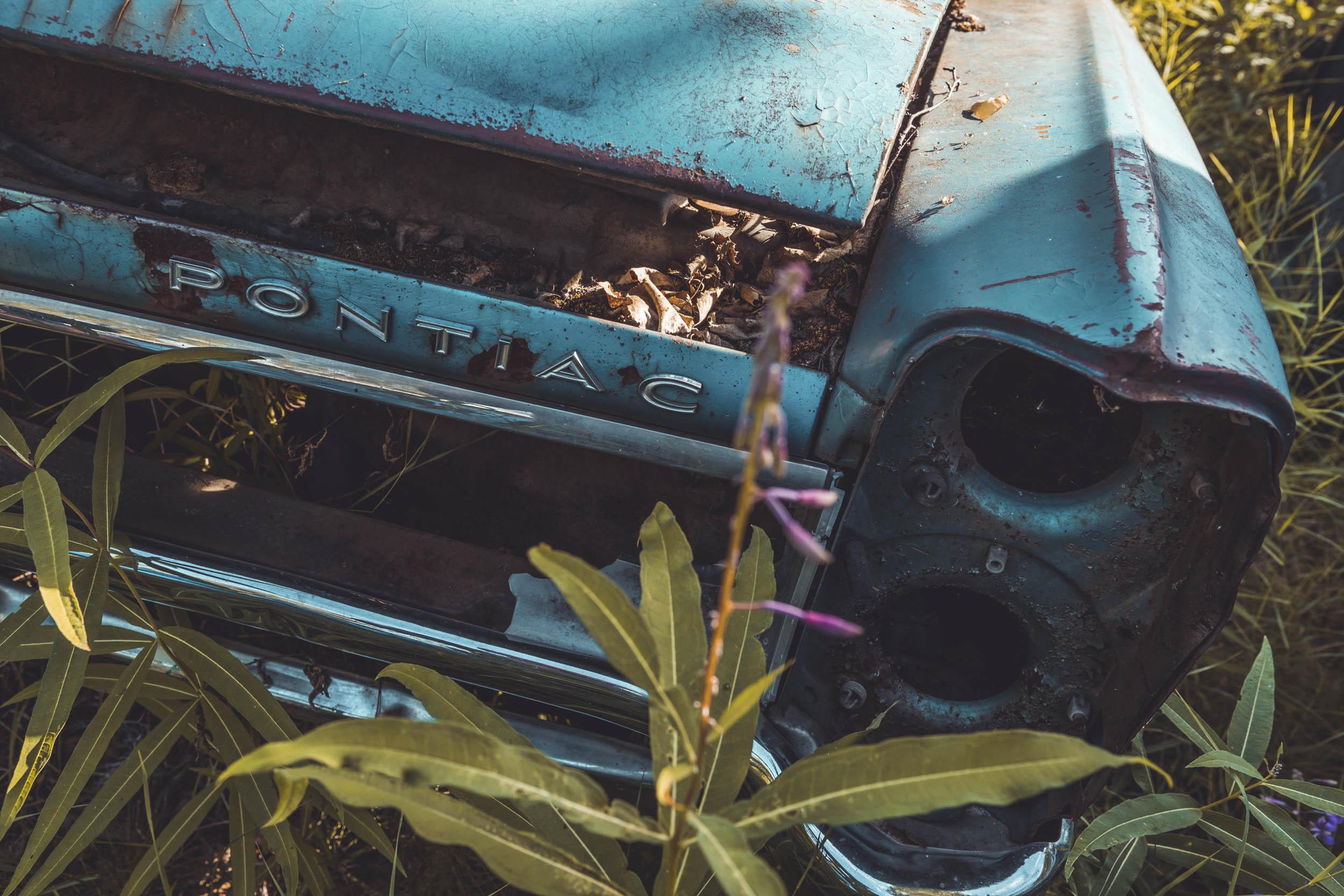 decaying Pontiac