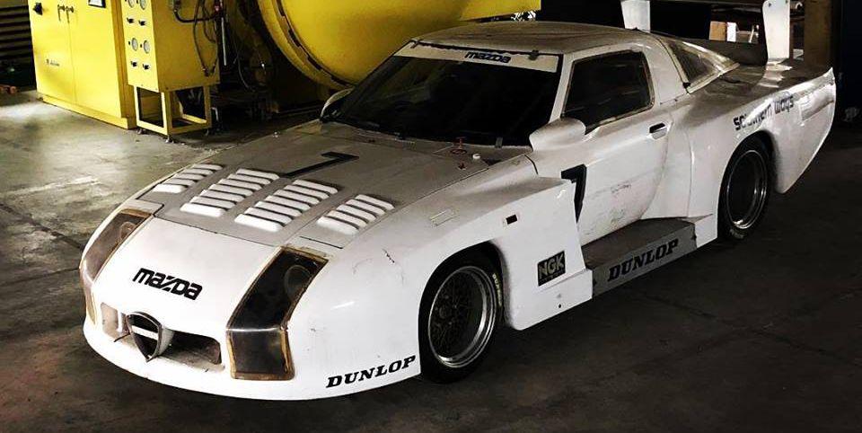 RX-7 Le Mans Car found in Japan