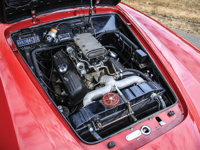 1955 Lancia Aurelia v6