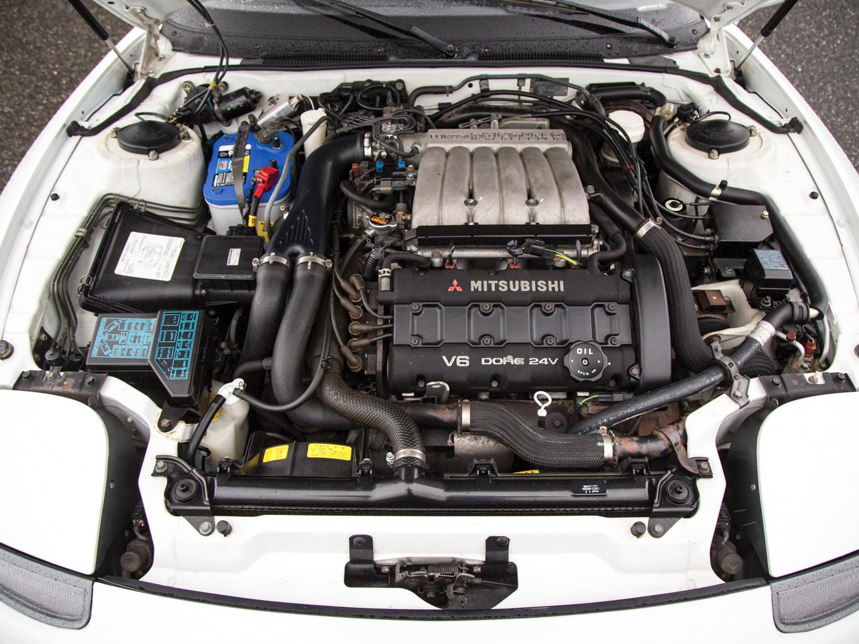 Mitsubishi 3000GT VR-4 twin turbo v6
