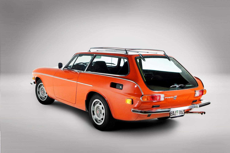 1973 Volvo 1800 ES 3/4 rear
