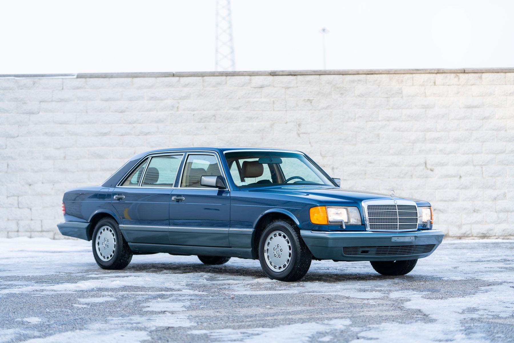 1986 Mercedes-Benz 420 SEL