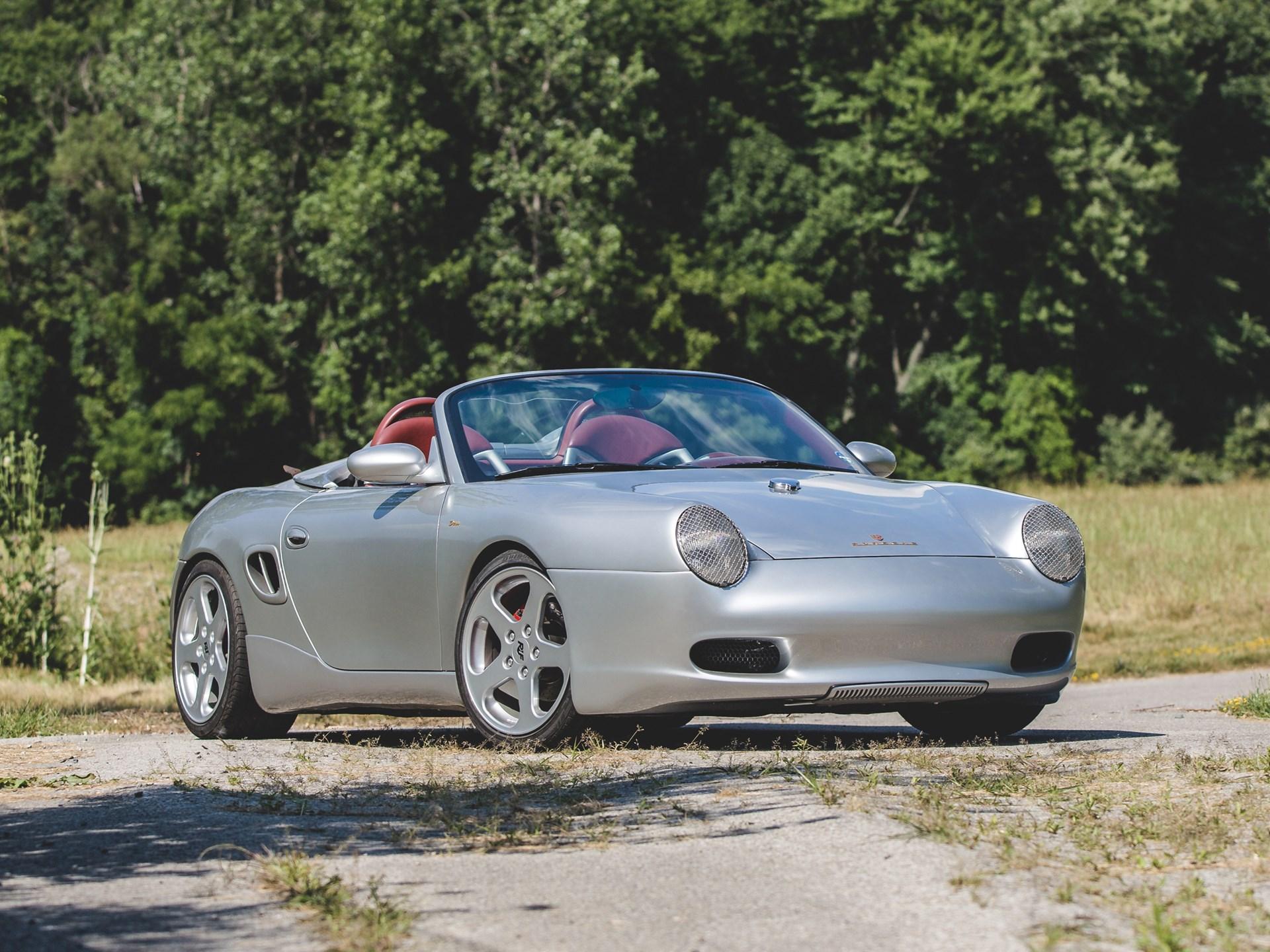 """1997 Porsche Boxster """"The Dean"""""""