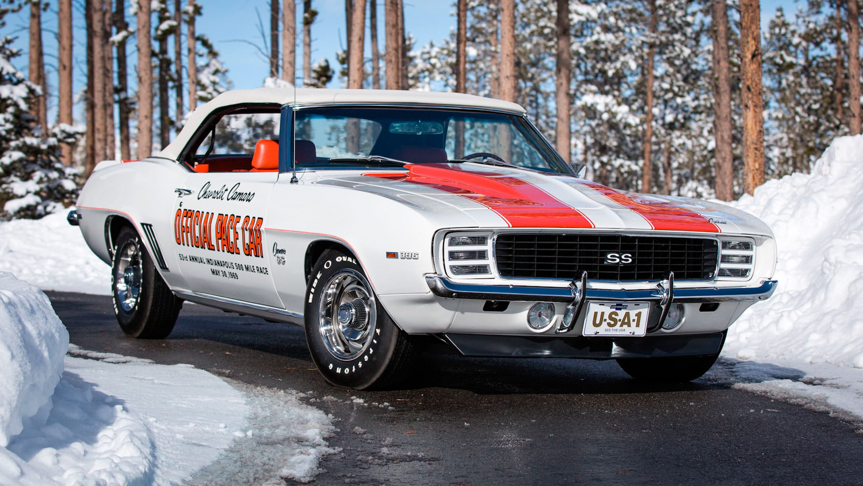 1969 Chevrolet Camaro Pace Car Replica