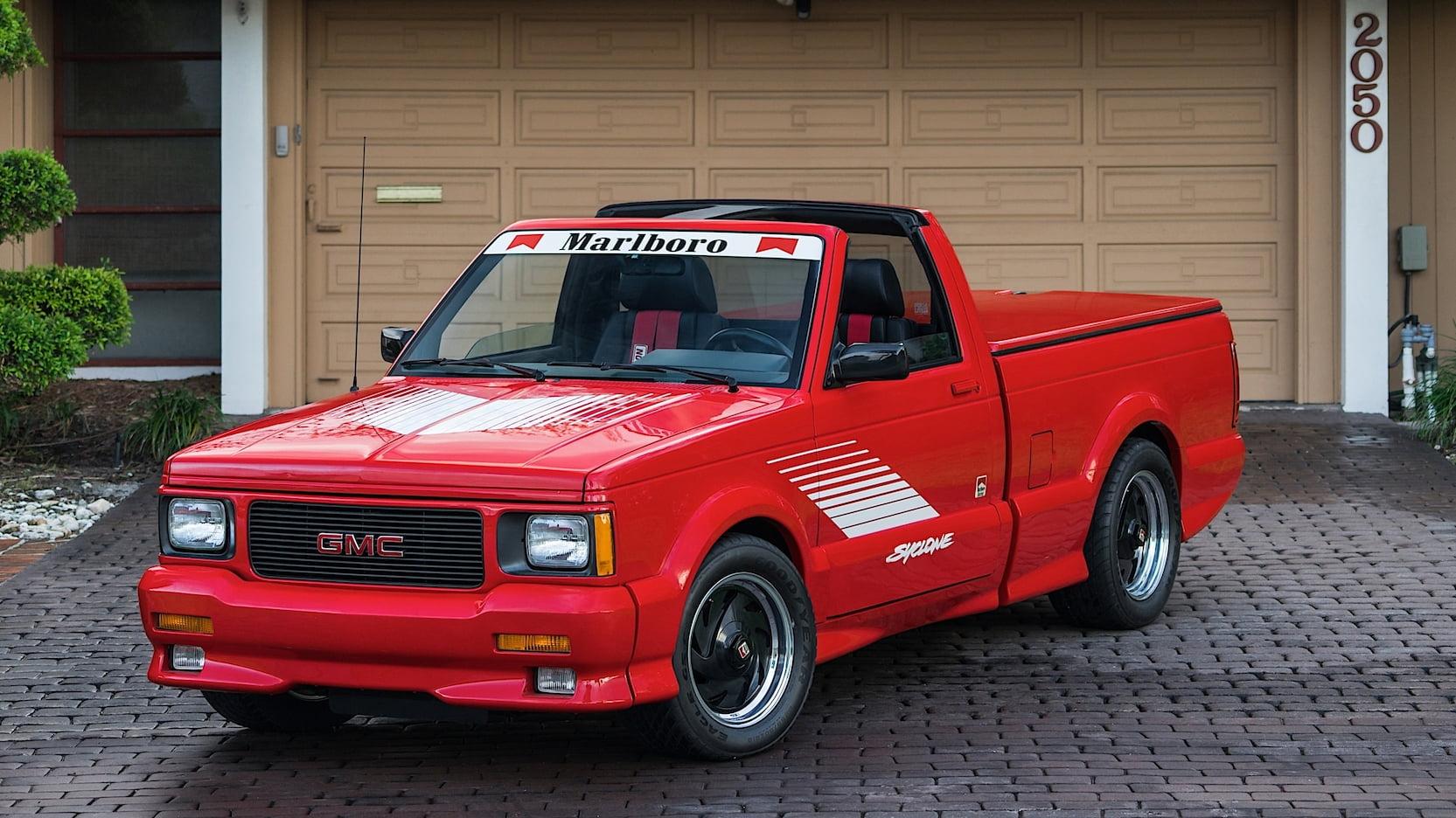 1991 GMC Syclone Marlboro