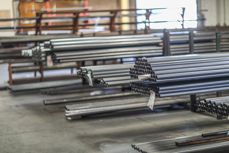 Hedman headers rolled steel