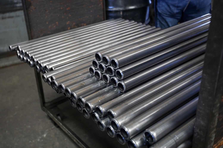 Hedman headers steel tube