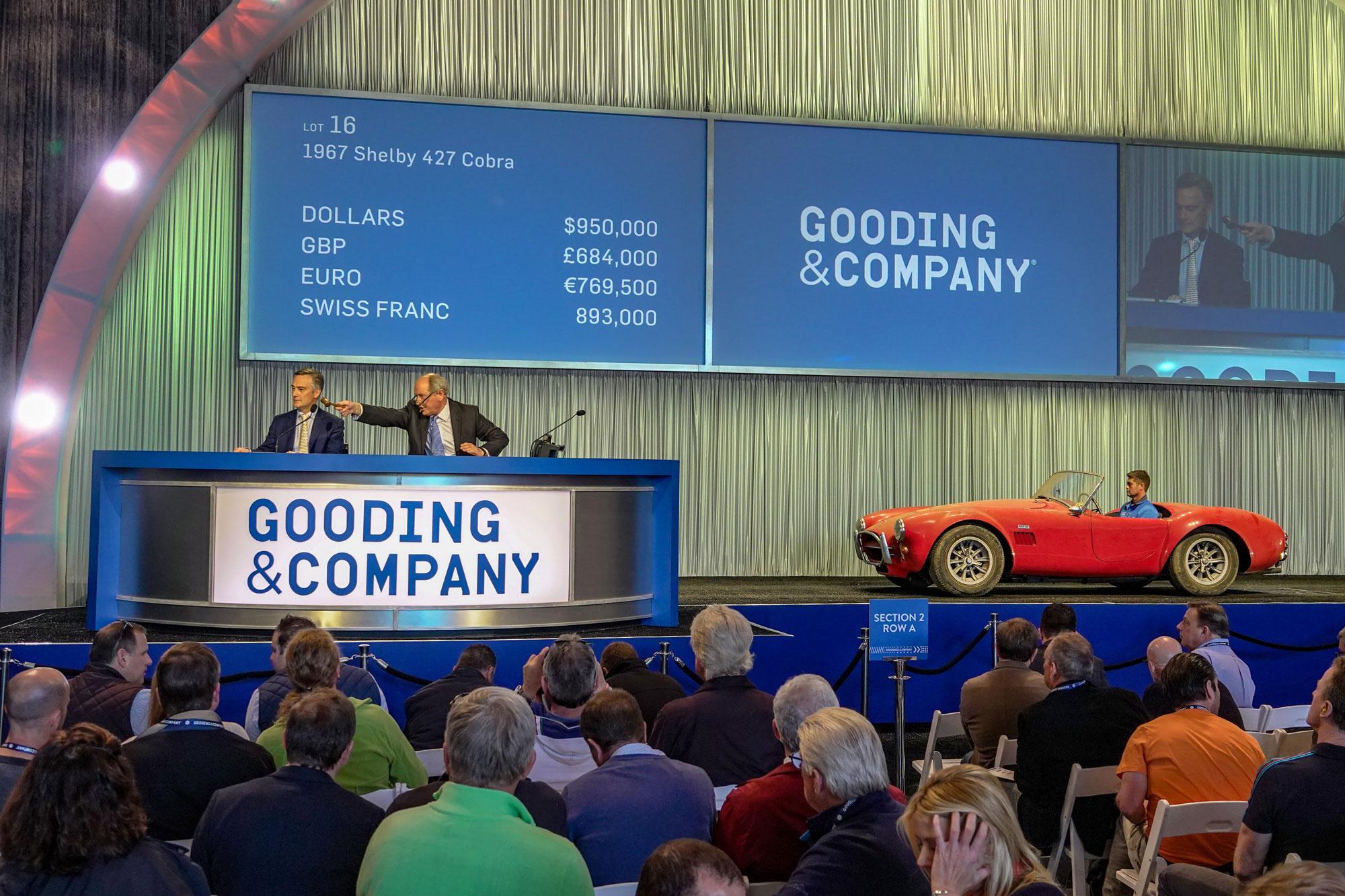 Gooding & Company at Amelia Island 2018