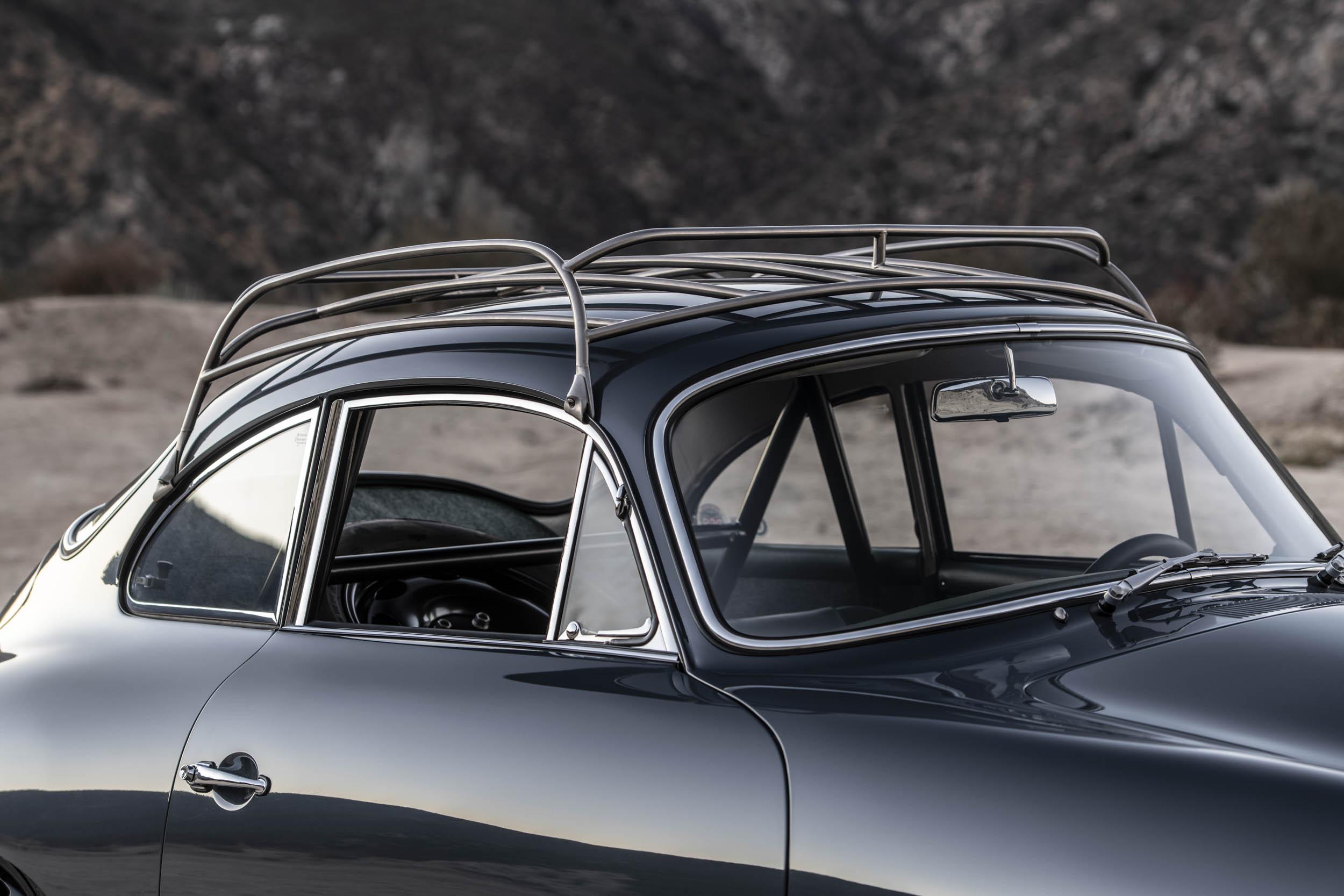 Emory Porsche 356 C4S Allrad roof rack