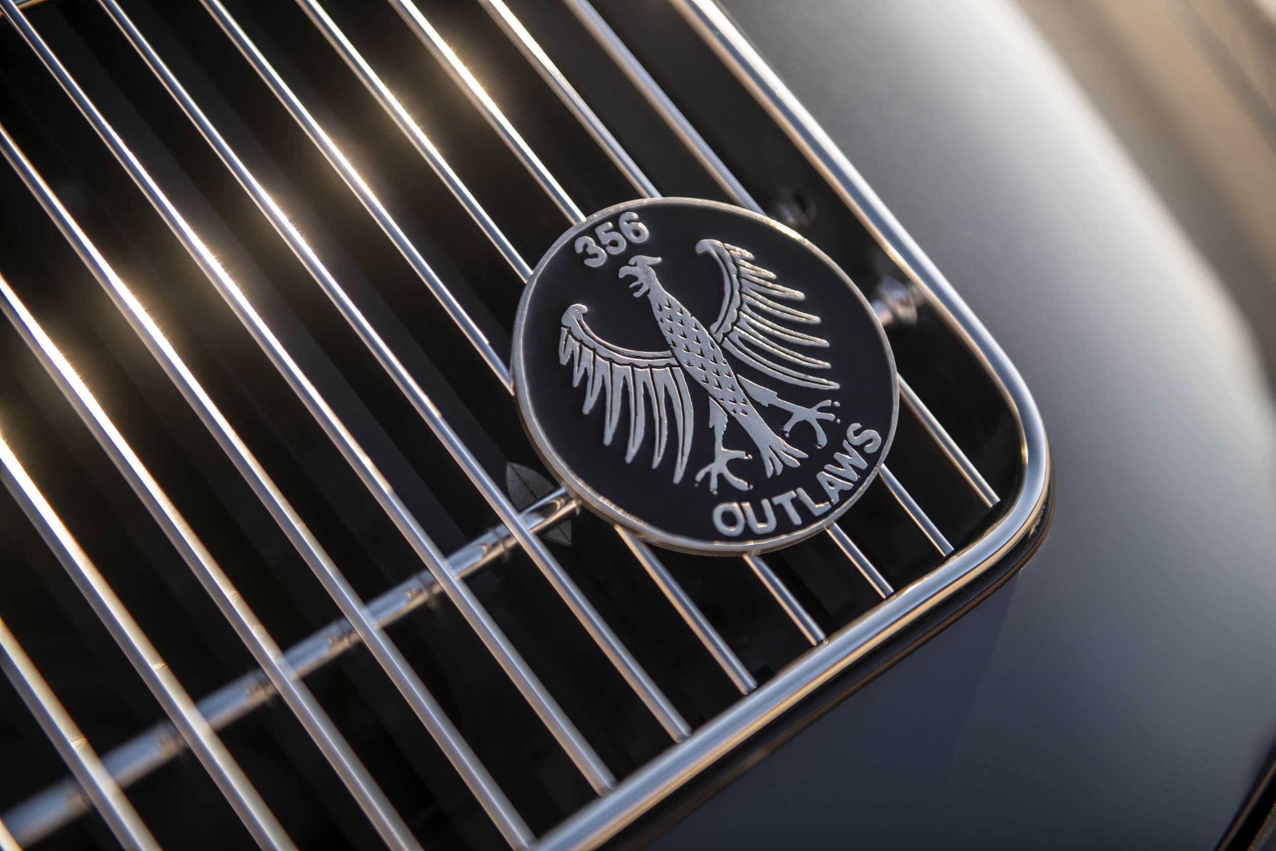 Emory Porsche 356 C4S Allrad badge