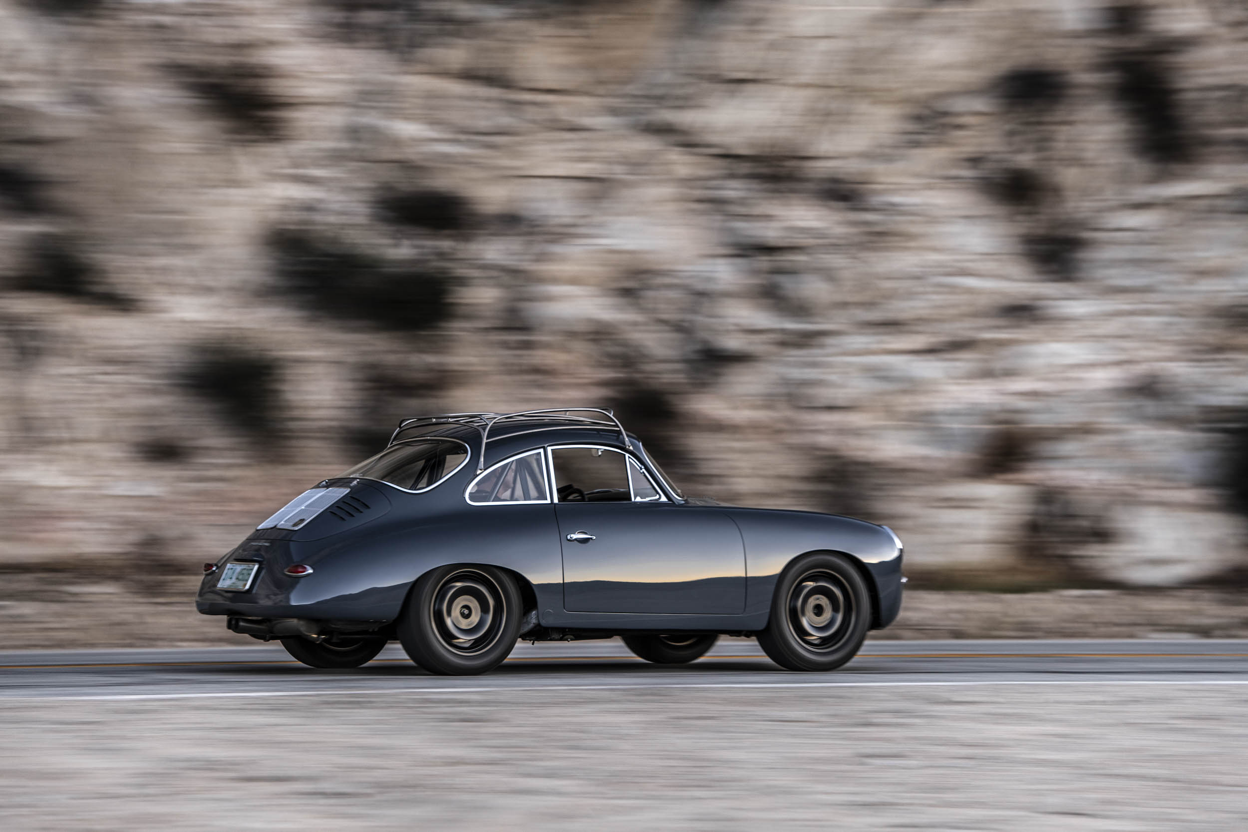Emory Porsche 356 C4S Allrad driving profile