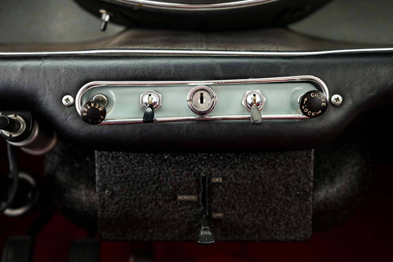 mini cooper key knobs