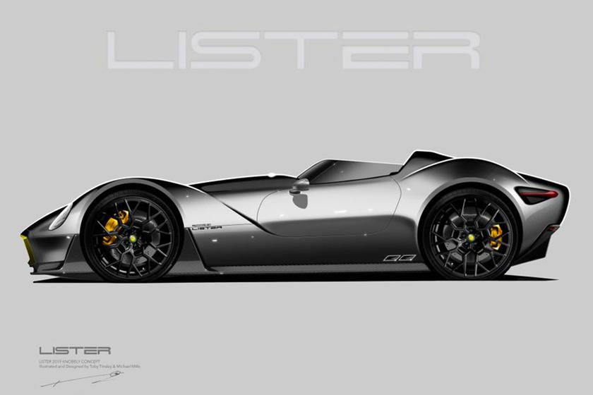 Lister Knobbly concept