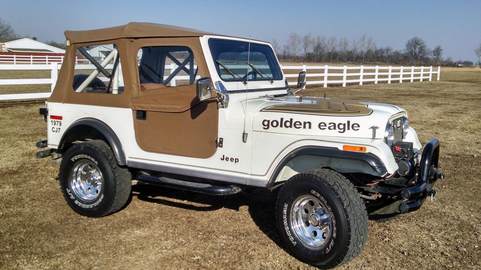 1979 Jeep C-7
