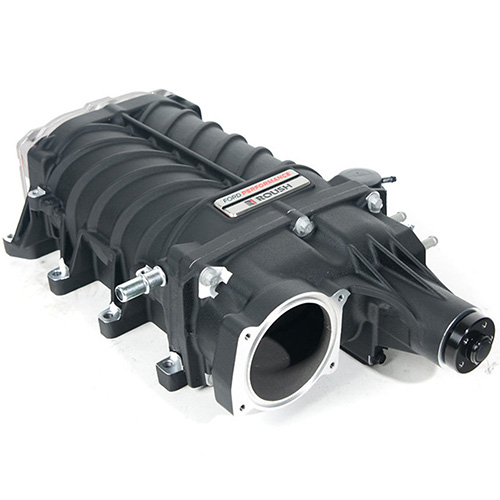 Mustang GT Supercharger tube