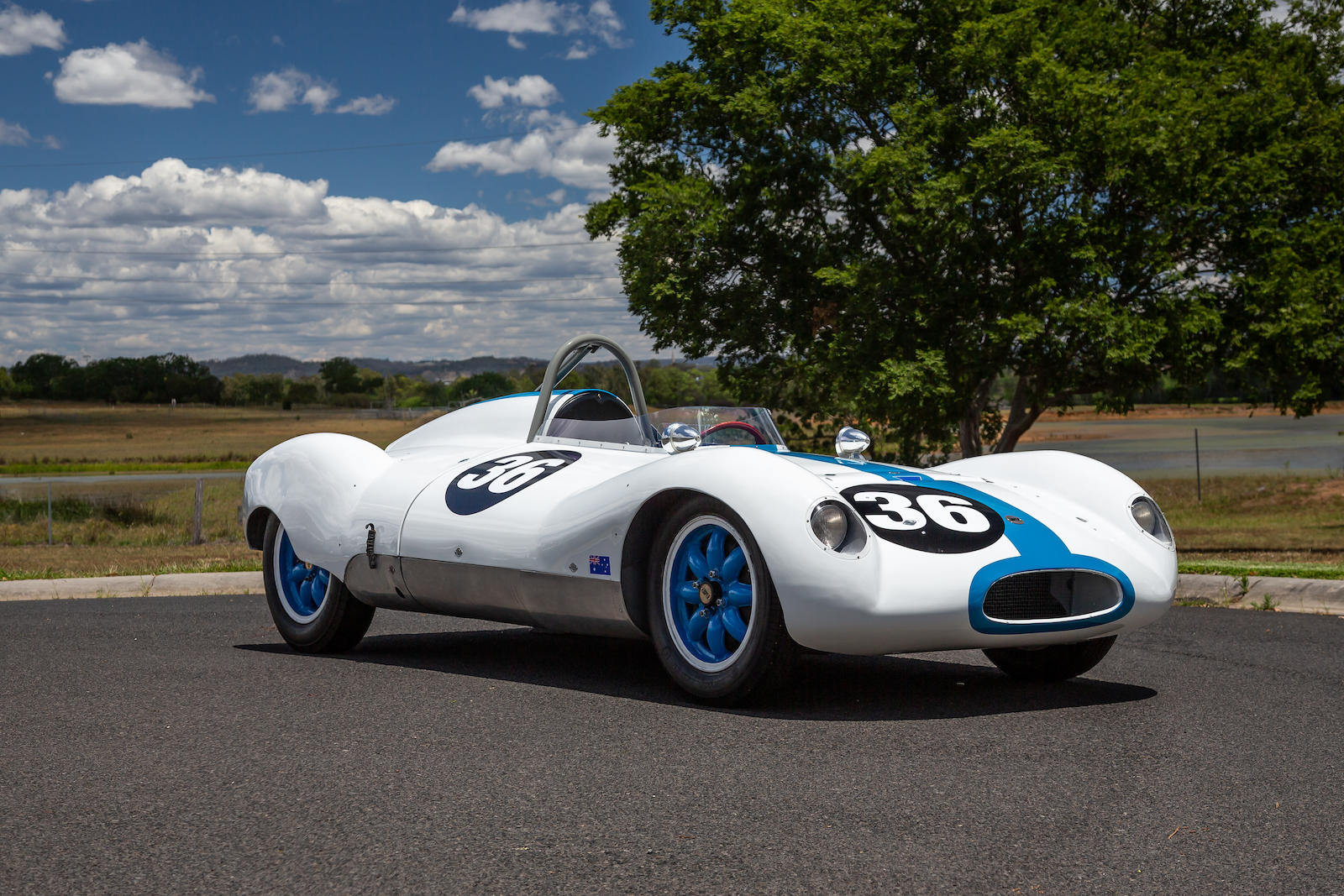 1956 Cooper-Climax T-39 Bobtail