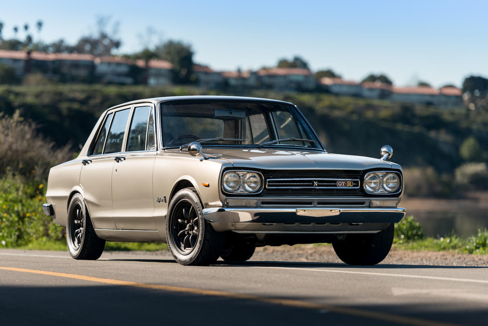 1969 NISSAN SKYLINE 2000 GT-R