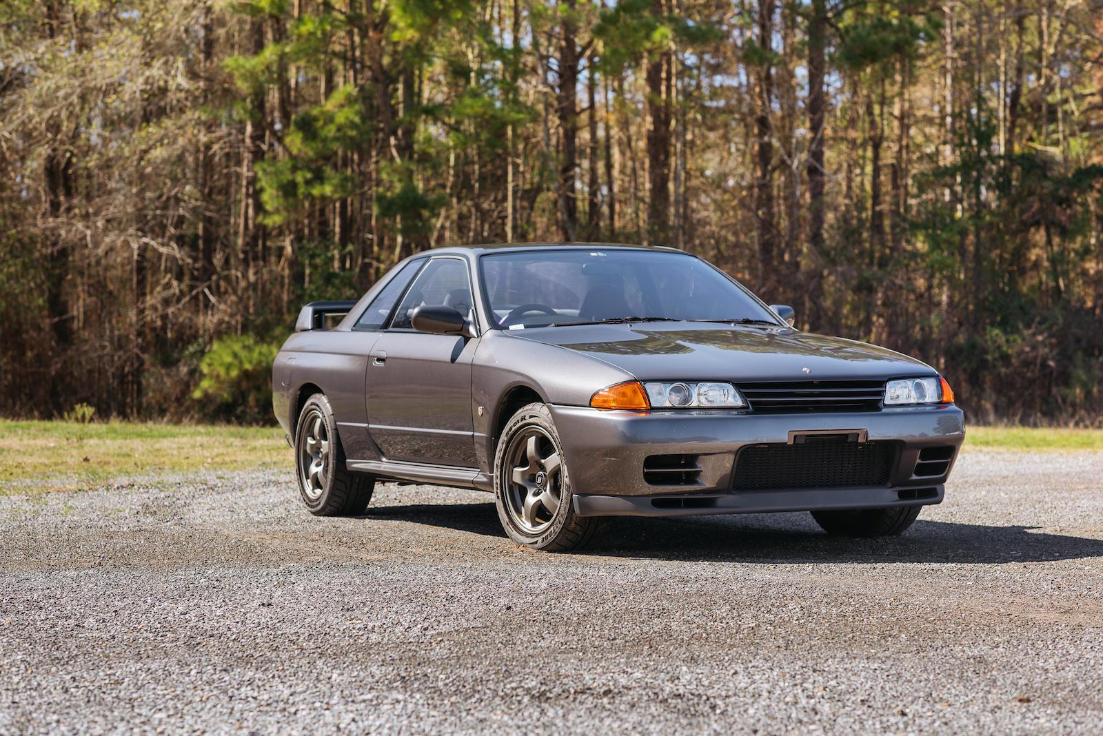 1989 Nissan Skyline R32 GT-R