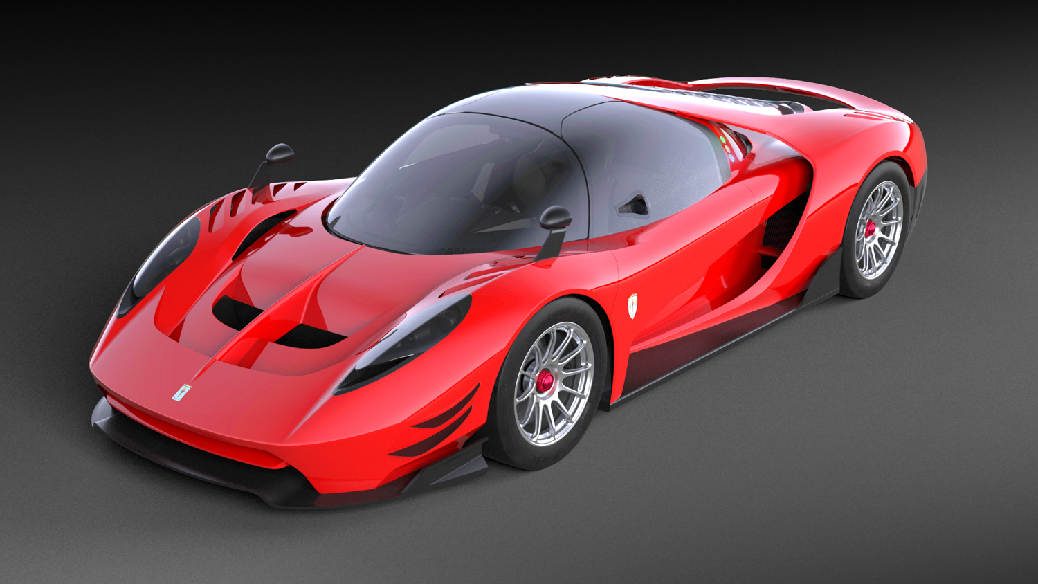 scg004 red 3/4 front