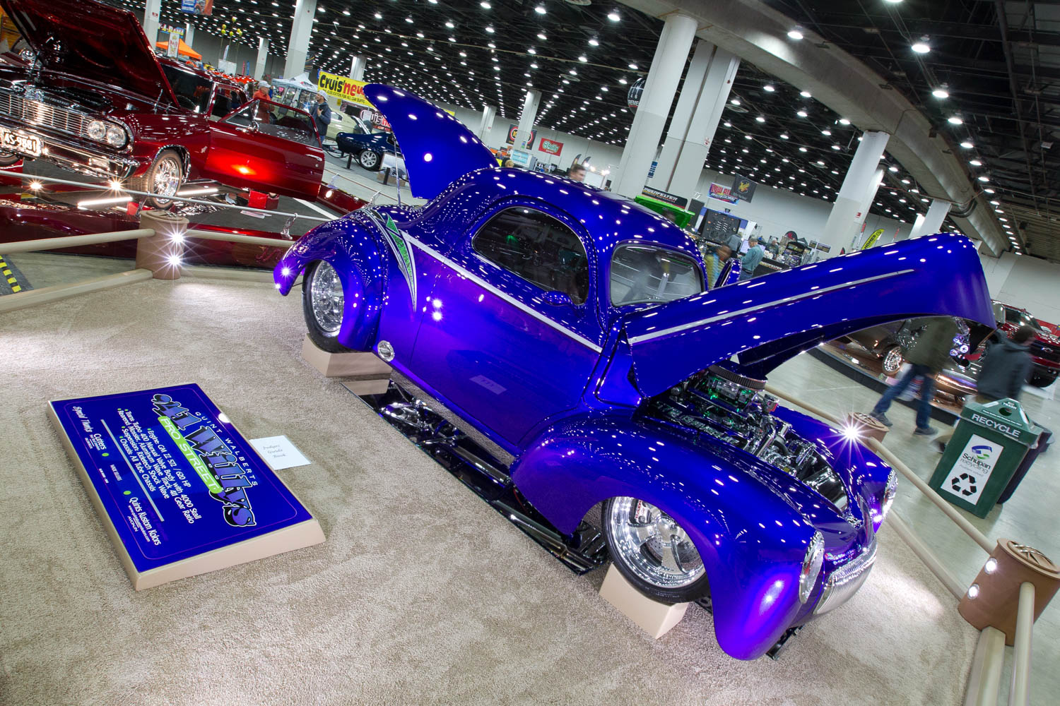 Quint Walberts '41 Willys