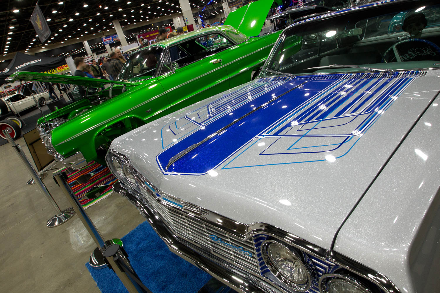 Autorama custom muscle cars