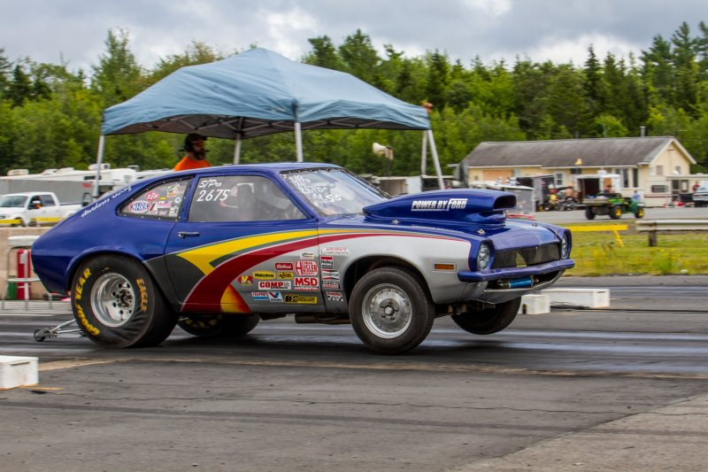 Greenfield Dragway Nova Scotia