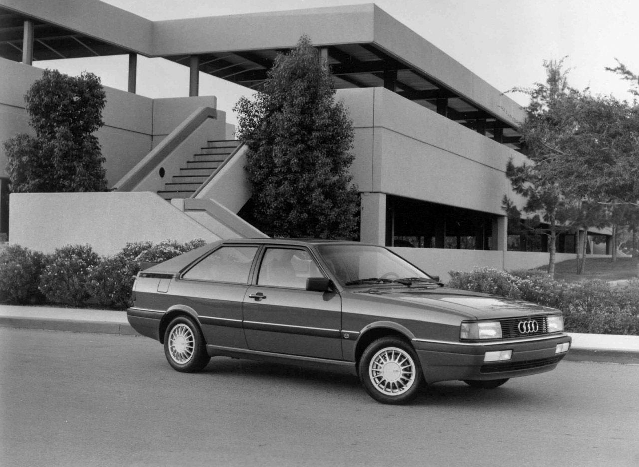 1985 Audi GT Coupe