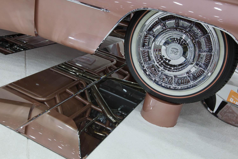 1959 Cadillac Eldorado Brougham wheel