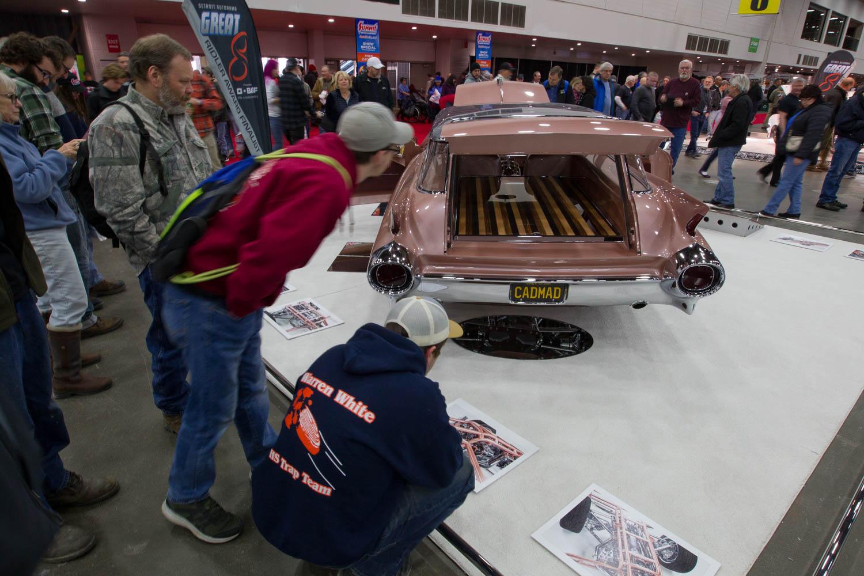 Autorama 2019 1959 Cadillac Eldorado Brougham