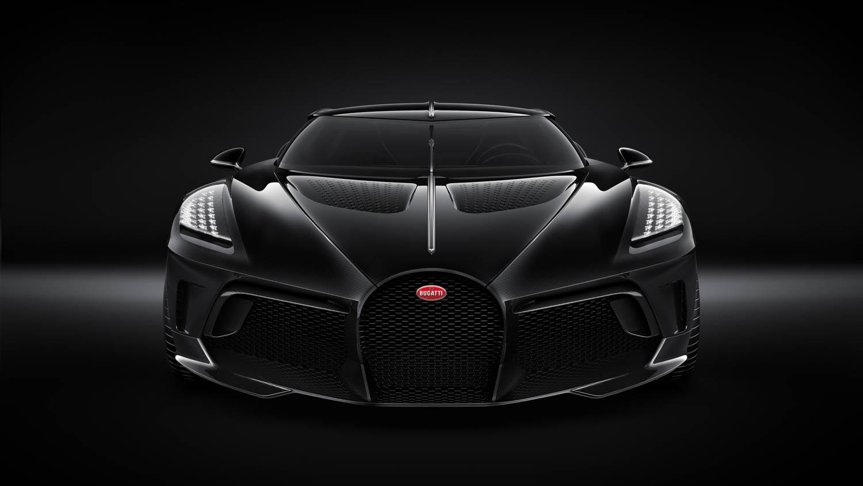 """Bugatti """"La Voiture Noire"""" front"""
