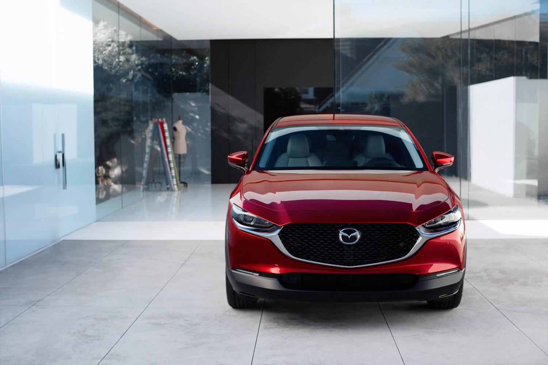 Mazda CX-30 front