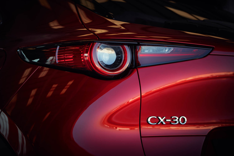 Mazda CX-30 badge