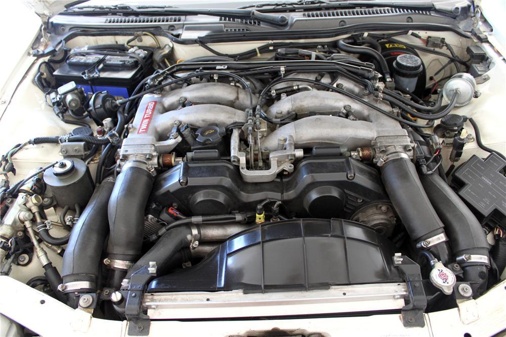 1990 Nissan 300ZX engine