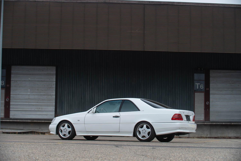 1998 Mercedes-Benz CL 600 AMG 7.0
