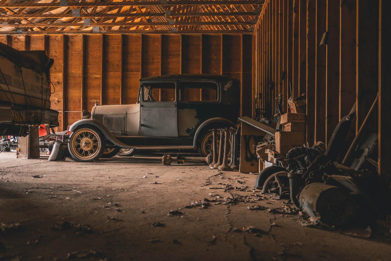 classic barn find