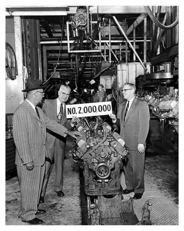 2 millionth OVH Rocket engine produced