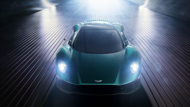 Aston Martin Vanquish Vision front