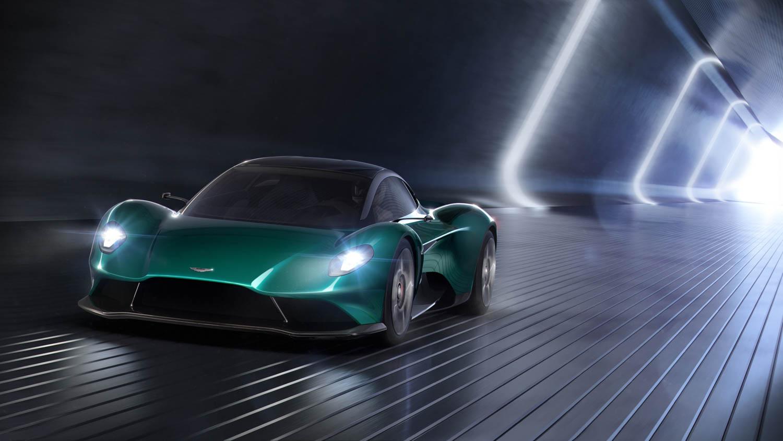 Aston Martin Vanquish Vision Concept render