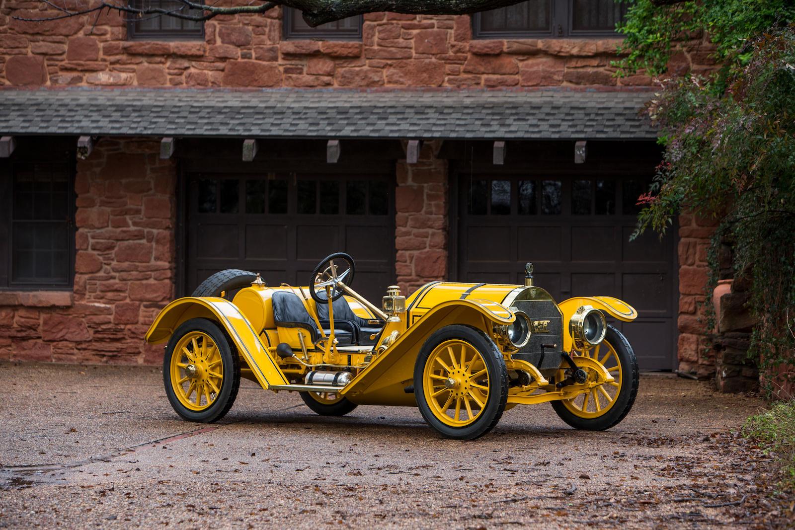 """1913 Mercer Type 35J """"Raceabout"""""""