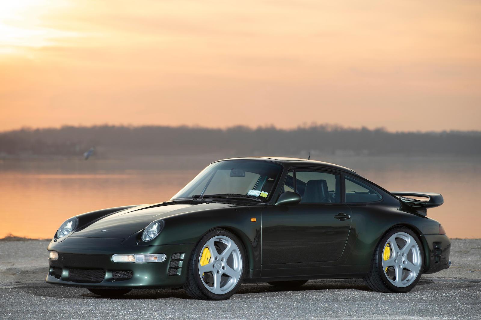 1998 RUF 911 Turbo R Coupe