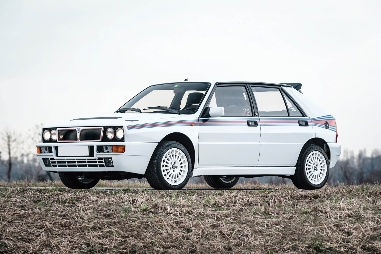 """1992 Lancia Delta HF Integrale Evoluzione 1 """"Martini 5"""""""