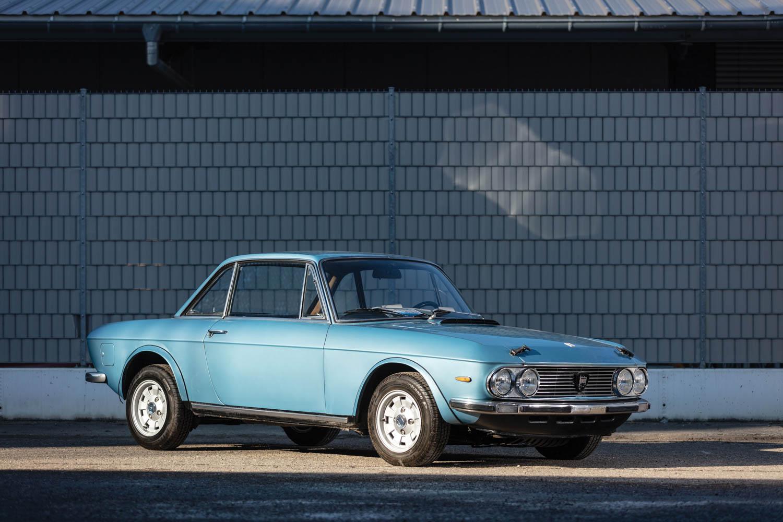 1972 Lancia Fulvia Coupe