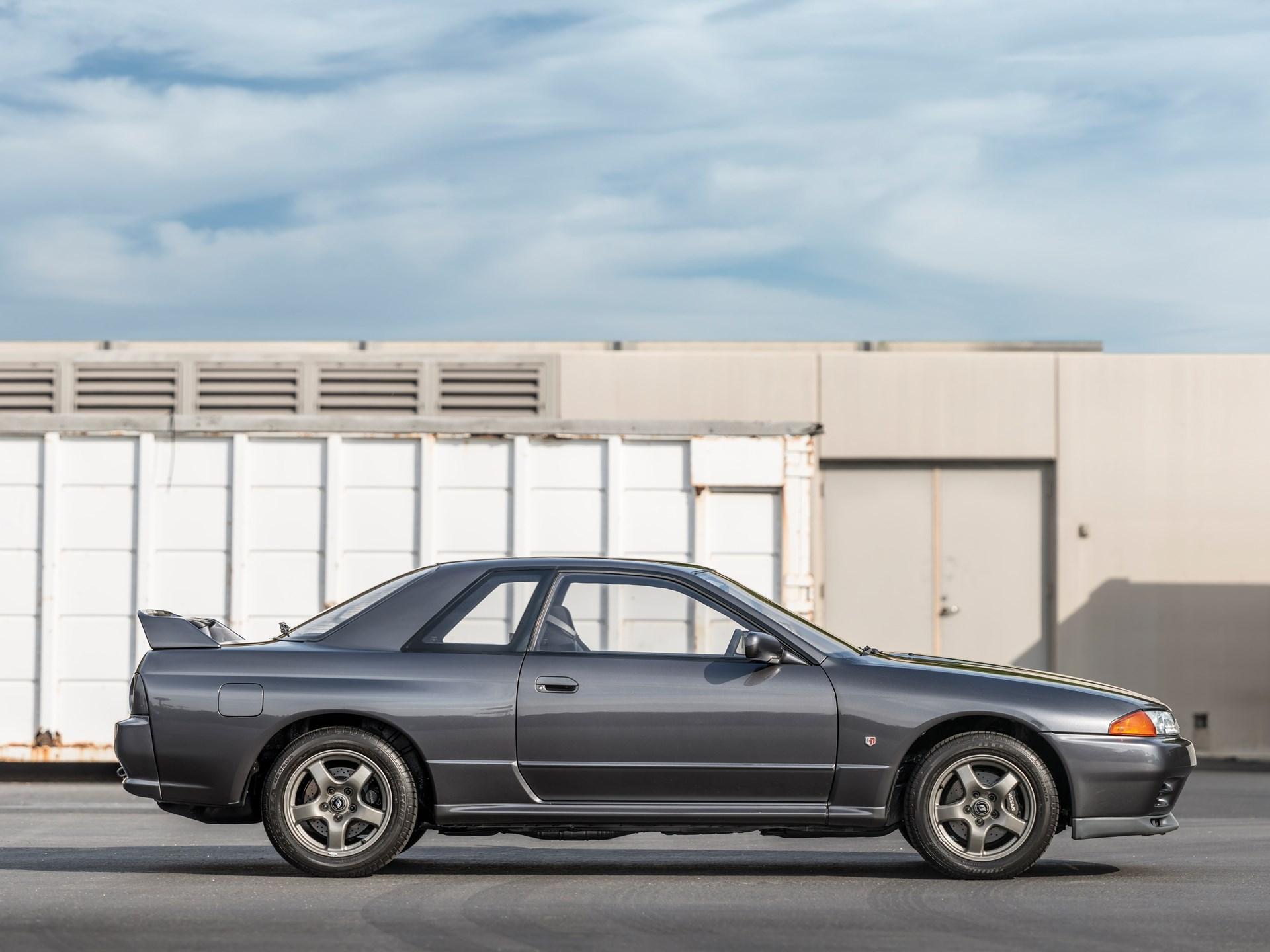 1989 Nissan GTR