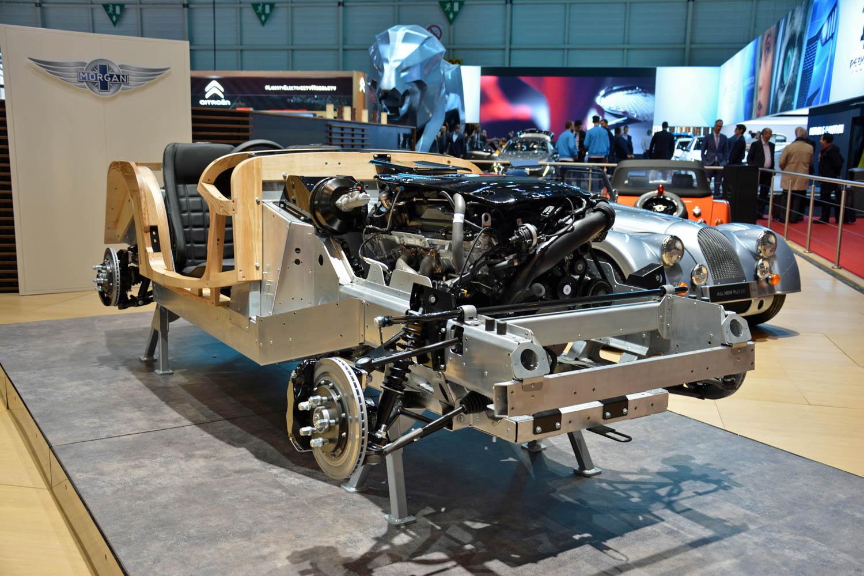 Morgan CX Platform front 3/4