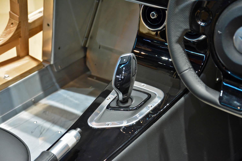 Morgan CX Platform shift knob