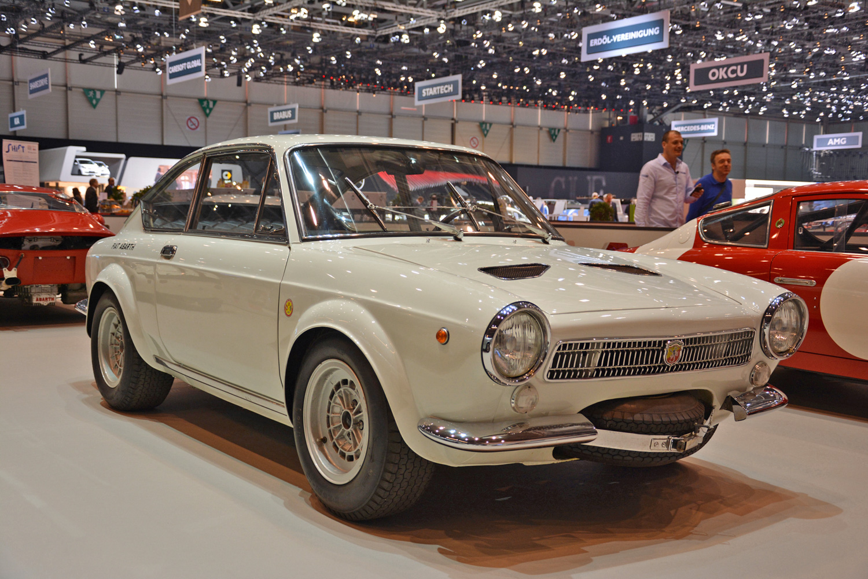 1966 Abarth OT 2000