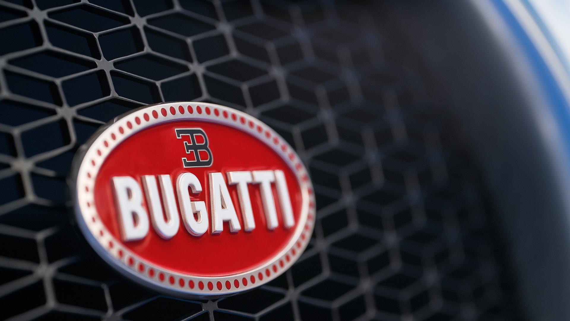 Bugatti Baby II grill