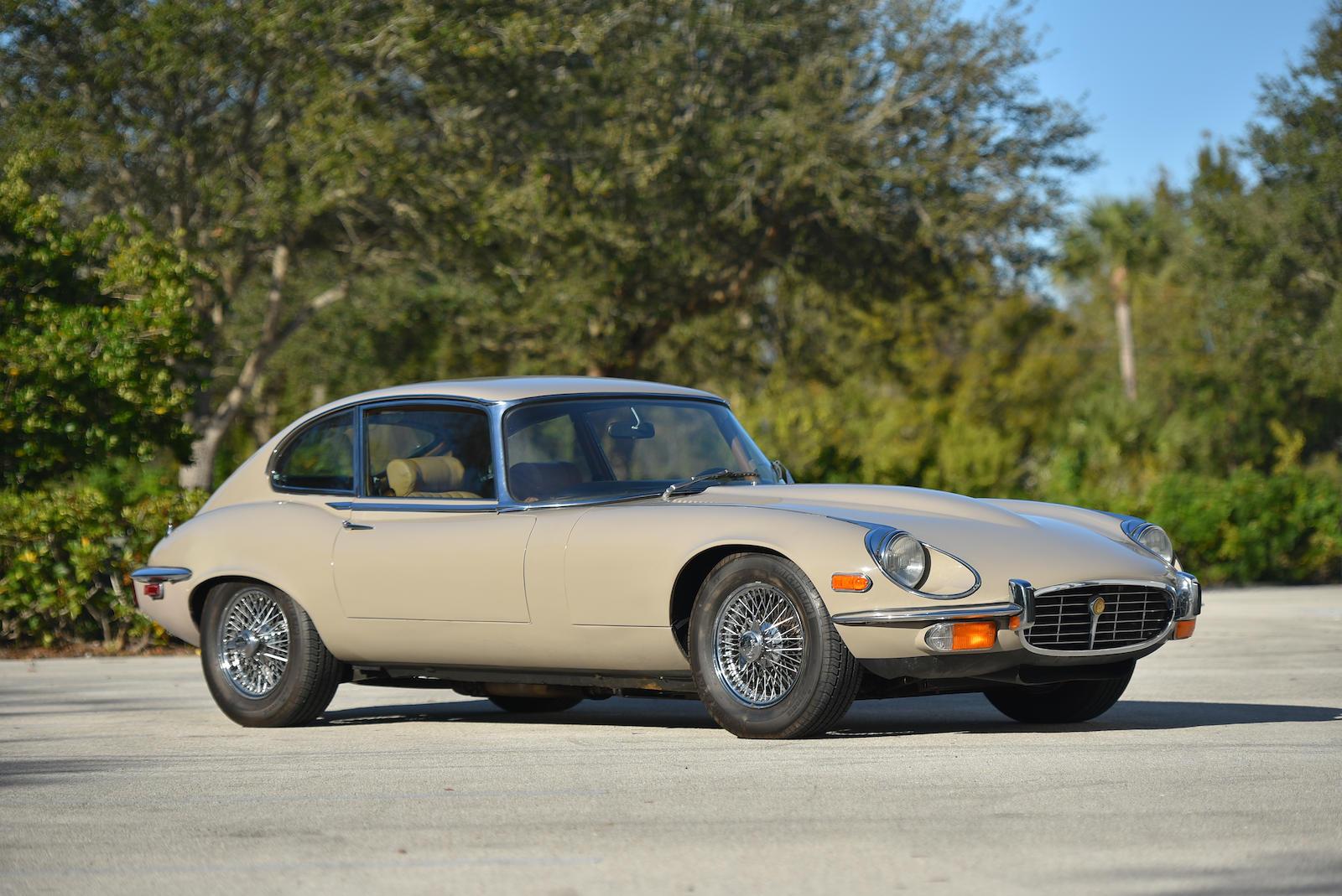 1972 Jaguar E-Type SIII Coupe