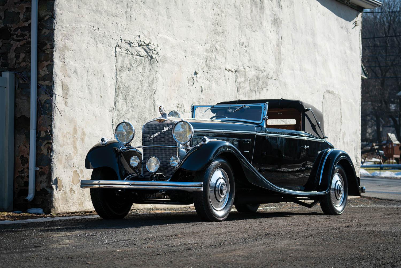 1926 Hispano-Suiza H6B Cabriolet Le Dandy